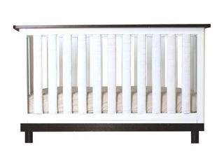 PURE SAFETY Vertical Crib liners White Cotton