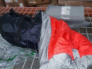 Teton Sport Mummy Sleeping Bag