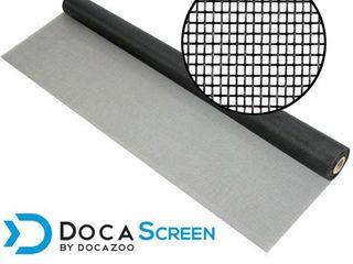 DocaScreen Standard Window Screen Roll   60  x 100  Fiberglass Screen Roll   Window  Door and Patio Screen   Insect Screen Fiberglass Screening Screen Replacement Window Screens