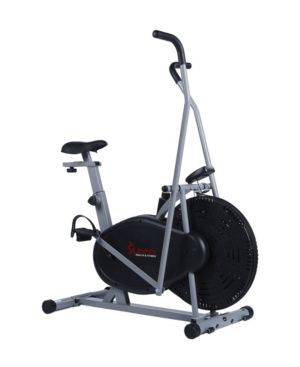 Sunny Health   Fitness Hybrid Upright Fan Exercise Bike   SF B2618