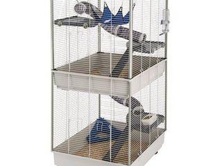 Cage Furet Tower Grey