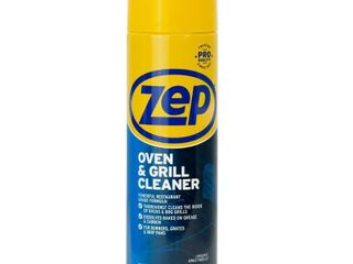 Enforcer ZUOVGR19 19 Ounce Zep Heavy Duty Oven and Grill Cleaner