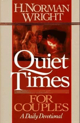 Quiet Times for Couples  A Daily Devotional