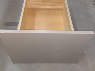Grey Base Cabinet Drawer Only