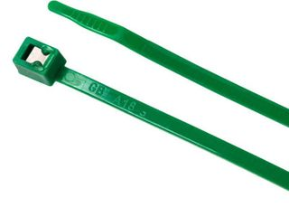 Two 50 packs Green Cable Ties