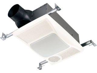 Bath Fan w  Heater   Incandescent light