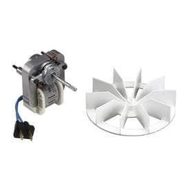 Vent Fan Motor   Blower Wheel Assembly
