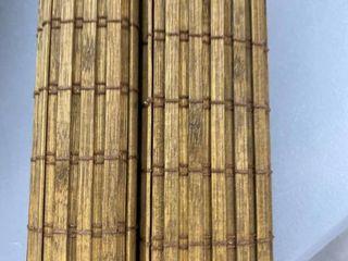 Cordless Roman Shade Cape Cod Maple Color 31a x 64