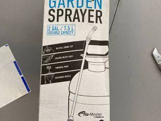 Flomaster by Hudson lawn   Garden Sprayer 2 Gal