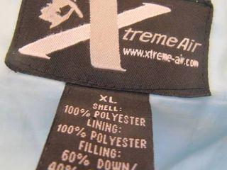 ladies Xtreme Air Xl black coat