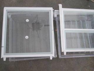 Kenmore Fridge and Freezer Shelves and Doors