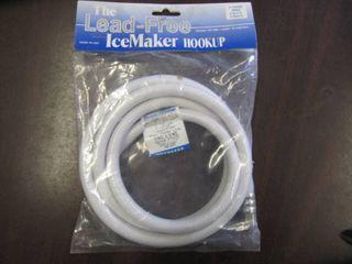 NEW NDA The lead Free Ice Maker Hookup Water Hose Dispenser S  49599 IPN05 5 Ft