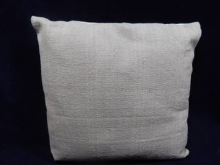 Mina victory home accents by Nourison sand colored toss pillow 20in X 20in