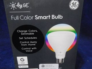 C by GE full color smart bulb