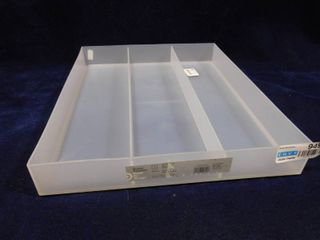 Made by design drawer organizer 16in l X 13 5 16in W X 12 3 16in H
