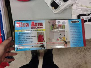Xtra Arm Deluxe The Extended Robotic Arm