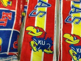 lot of 2 New KU 30 x60  Cotton Beach Towels