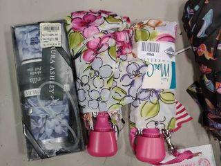 lot of 3 Mini Umbrellas