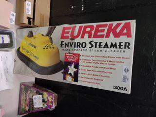 Eureka Enviro Steamer Hard Surface Steam Cleaner