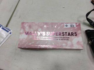 Mally s Superstars 12 Piece Eye Brightening Hero Collection