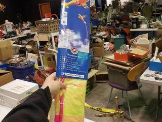 Monoplane Ram Air 4 0 Kite in Packaging