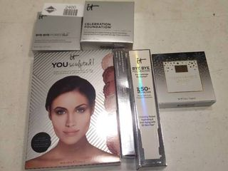 lot of 6 Cosmetic Products