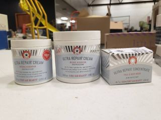 lot of Ultra Repair Cream and Body Balm