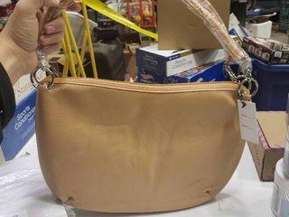 Coffee Colored Maxx New York Handbag
