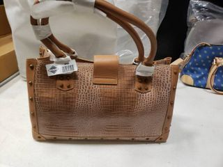leather Charlie lapson Handbag