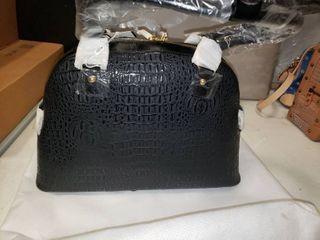 Black The Find Handbag