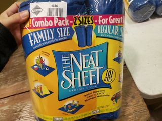 The Neat Sheet Ground Cover Combo Pack
