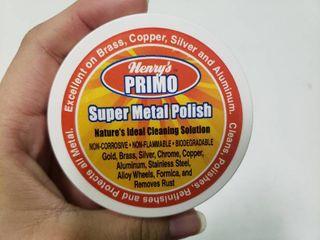 Henry s Primo Super Metal Polish