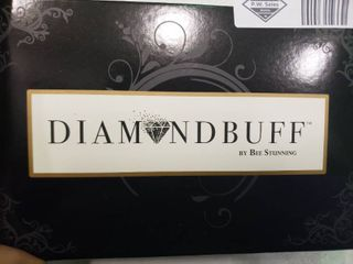 Diamond Buff by Bee Stunning Unopened in Package