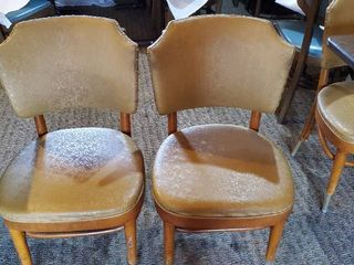 16  Vintage Chairs