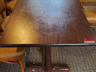70in x 30in Dining Room Table