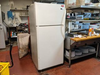 Frigidaire Refrigerator  Contents Not Included