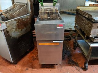 Frymaster Gas Fryer  Buyer Responsible For Removal