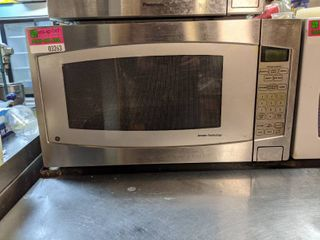 GE Inverter Microwave
