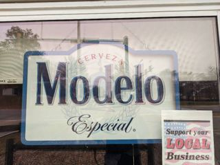 Modelo Sign  Does Not light Up