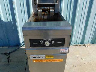 Frymaster 40 Pound 1 Bay Electric Fryer