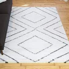 Carson Carrington Islandsberg Neutral Geometric Indoor Area Rug  Retail 168 49