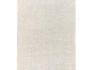 Handmade Drake Textured Stripe Wool Area Rug  Retail 729 49