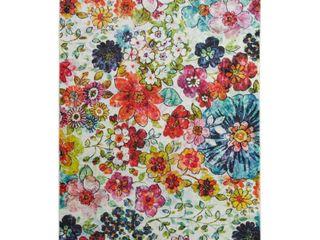 Mohawk Prismatic Blossoms Area Rug  Retail 79 98