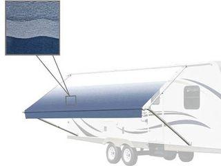 AlEKO Retractable RV Home Patio Canopy Awning