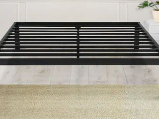 18  Dura Metal Steel Slat Bed Frame   Queen