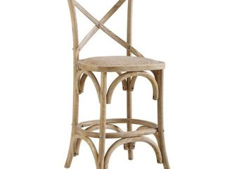 Delilah Washed Bar Height Stool
