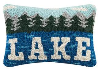 lake Hook Polyester Pillow