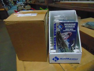 12  NEW MARINE SERIES WINE MATE STAINlESS STEEl POCKET CORKSCREW AND OPENERS