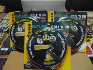 6  NEW WAGNER ROll N GO REPlACEMENT HOSE KITS