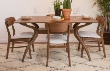 lucious 2 dining chairs by Christopher knight home